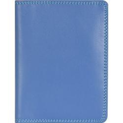mywalit Plastic Inserts Kreditkartenetui Leder 8 cm aqua