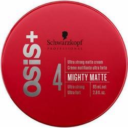 Schwarzkopf Osis+ Mighty Matte - Wachs für extra Halt und Struktur