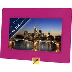 Braun DigiFrame 709 pink 17,8cm (7 )