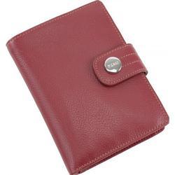 Picard Melbourne Geldbörse Leder 8 cm rot