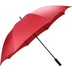 Esprit Golf Regenschirm Partnerschirm Schirm Ø130cm Stockschirm Golfschirm rot