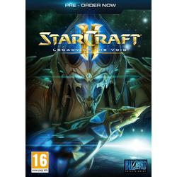 StarCraft II: Legacy of the Void / [PC/Mac]