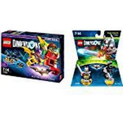 LEGO Dimensions / Story Pack Lego Batman Movie & LEGO Dimensions / Fun Pack Lego Batman Movie