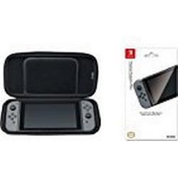 """HORI NSW/038U Switch Tough Schutzhülle """"Nintendo Switch"""" & HORI NSW/032U Switch Premium Screen Filter """"Nintendo Switch"""""""