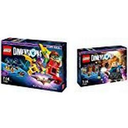 LEGO Dimensions / Story Pack Lego Batman Movie & LEGO Dimensions / Story Pack / Phantastische Tierwesen