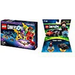 LEGO Dimensions / Story Pack Lego Batman Movie & LEGO Dimensions / Fun Pack Knight Rider