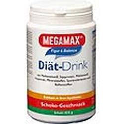 MEGAMAX Diät Drink Schoko Pulver 425 g