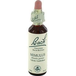 BACHBLÜTEN Mimulus Tropfen 20 ml