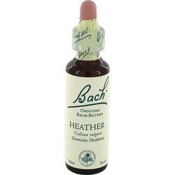 BACHBLÜTEN Heather Tropfen 20 ml