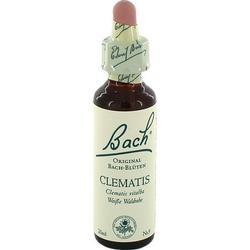 BACHBLÜTEN Clematis Tropfen 20 ml
