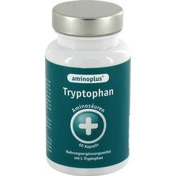 AMINOPLUS Tryptophan Kapseln 60 g