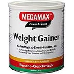 WEIGHT GAINER Megamax Banane Pulver 1500 g