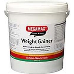WEIGHT GAINER Megamax Schoko Pulver 7000 g