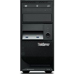 Lenovo ThinkServer TS150 70LV003KEA - Xeon E3-1225 v5 16GB/2TB DVD±RW