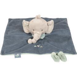 Kuscheltuch Jack der Elefant