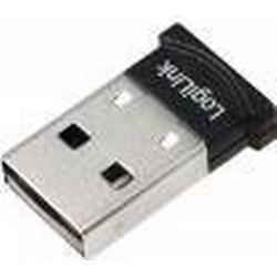 LogiLink BT0037 Bluetooth 4.0 Adapter, USB 2.0 Micro, Class 1 Aufrüstset