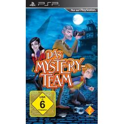 Das Mystery-Team Sony PSP