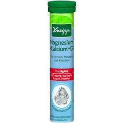 KNEIPP Magnesium+Calcium Brausetabletten 20 St