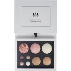 Hot Makeup Bronzing Collection Puder, Rouge und Lidschatten