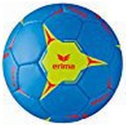 erima Uni G13 2.0 Handball, Blau/Lime, 3
