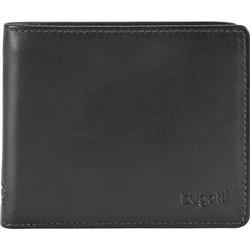bugatti Primo Kreditkartenetui Leder 10 cm schwarz