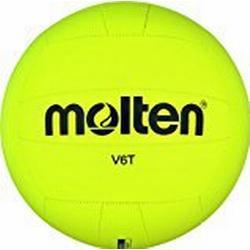 Molten Volleyball V6T, Gelb, 6