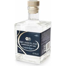 CUCUMBERLAND Hannover Dry Gin, 50cl, 43% Vol.