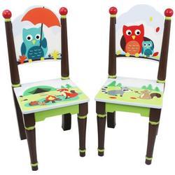 ENCHANTED WOODLAND 2er Set Stühle