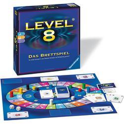 Level 8 Das Brettspiel