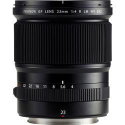 Fujifilm GF 23mm F 4 R LM WR schwarz