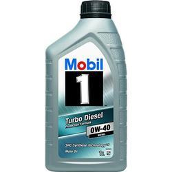 Mobil 1 Turbo Diesel 0W-40 1 Liter