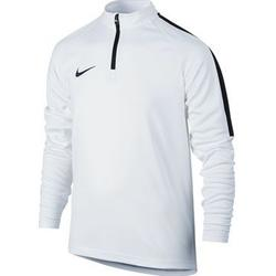 Nike Trainingsshirt Midlayer Drill Top Academy - Weiß/Schwarz Kinder