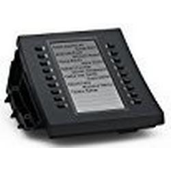 Snom 4327 D3 Erweiterungsmodul USB für D375/D345/D315 schwarz