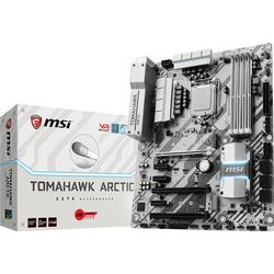 MSI TOMAHAWK ARCTIC Z270 Mainboard Sockel 1151