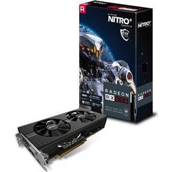 Sapphire AMD Radeon RX 570 Nitro+ OC 8GB Grafikkarte 2xHDMI/2xDP/DVI-D