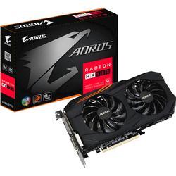 Gigabyte Grafikkarte AMD Radeon RX 580 Aorus 8 GB GDDR5-RAM PCIe x16 HDMI™, DVI, DisplayPort