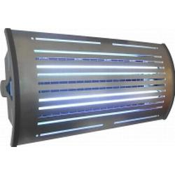Insect-O-Cutor UV-Klebefalle 30 W Halo Curve 30 HLCURVE (B x H x T) 514 x 253 x 122 mm Silber 1 St.