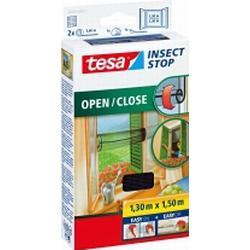 TESA Fliegengitter Insect Stop Comfort 55033-21 (L x B) 1300 mm x 1500 mm Anthrazit 1 St.