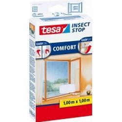 TESA Fliegengitter Insect Stop Comfort 55667-20 (L x B) 1000 mm x 1000 mm Weiß 1 St.