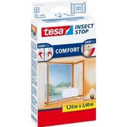 TESA Fliegengitter Insect Stop Comfort 55918-20 (L x B) 2400 mm x 1200 mm Weiß 1 St.