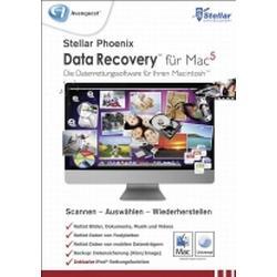 Avanquest Stellar Phoenix Data Recovery 5 Mac Vollversion, 1 Lizenz Backup-Software