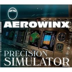 Aerowinx - Precision Simulator 10 Vollversion, 1 Lizenz Lern-Software