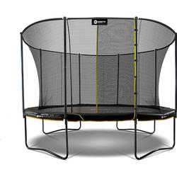 Trampolin NORTH Pioneer 430 m + Safetynet