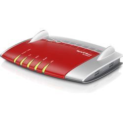 AVM FRITZ!Box 6430 Cable WLAN Router mit Modem Integriertes Modem: Kabel 2.4GHz 450MBit/s