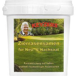 KEYZERS® Zierrasensamen für Neu- & Nachsaat 1.000g
