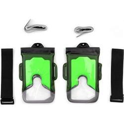 WATER SAFE Schutztasche für Smartphones mit Schwimmer 2 Stück
