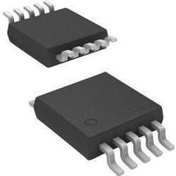 Schnittstellen-IC - Hall-Effekt Sensor-Schnittstelle Maxim Integrated MAX9621AUB+ Analog, Digital 5.5 V 18 V 1 mA uMAX-10