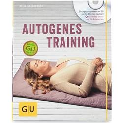 GU Autogenes Training Buch mit Übungs-DVD