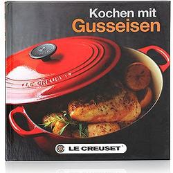 LE CREUSET Kochbuch Kochen mit Gusseisen 177 Seiten