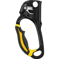 Petzl Ascension Seilklemme Version für Linkshänder schwarz